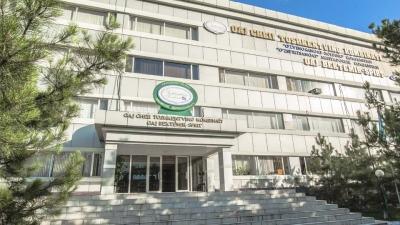 Завод «Комбинат Ташкентвино» в городе Ташкенте: